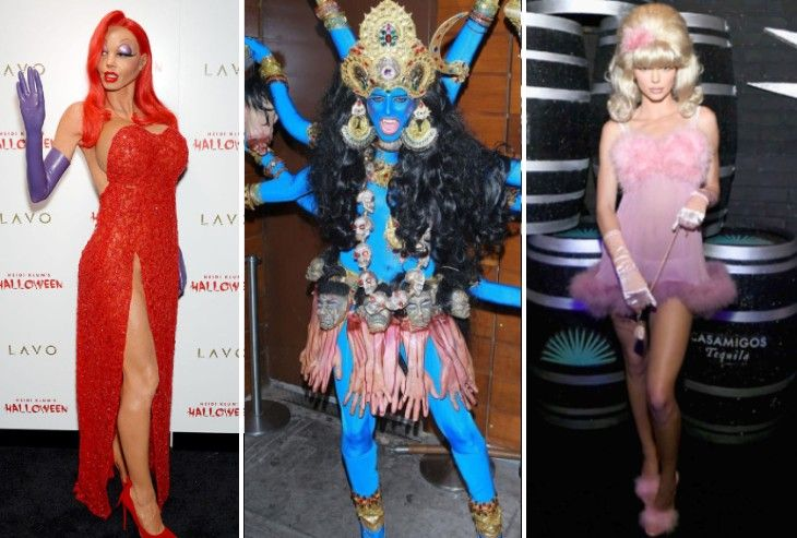 How Famous People Escape Reality: 30 Wildest Celebrity Masquerade Costumes Ever