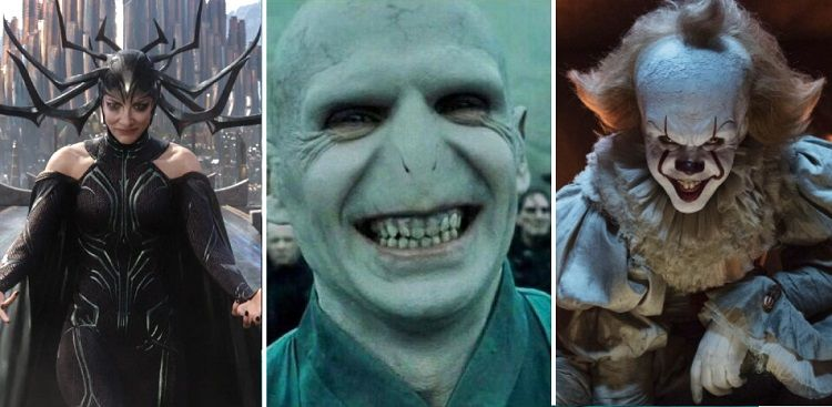 These Creepy Movie Villains Look Absolutely Stunning in Real Life