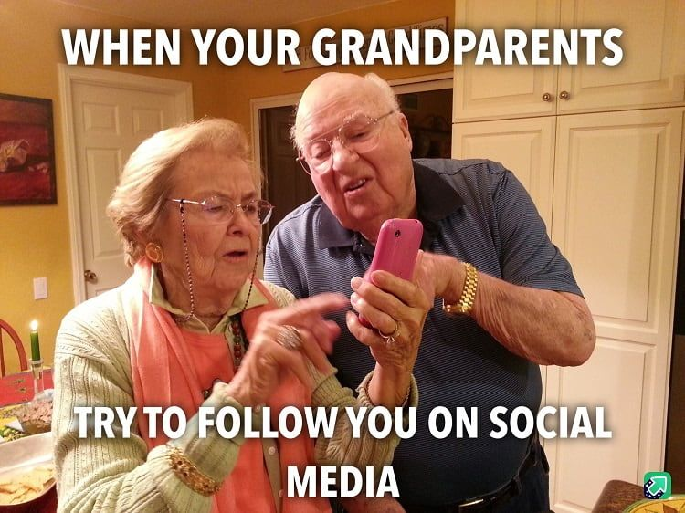 30+ Hilarious Pictures That Prove Grandparents Are the Only Ones Who Should be Posting Anything Online