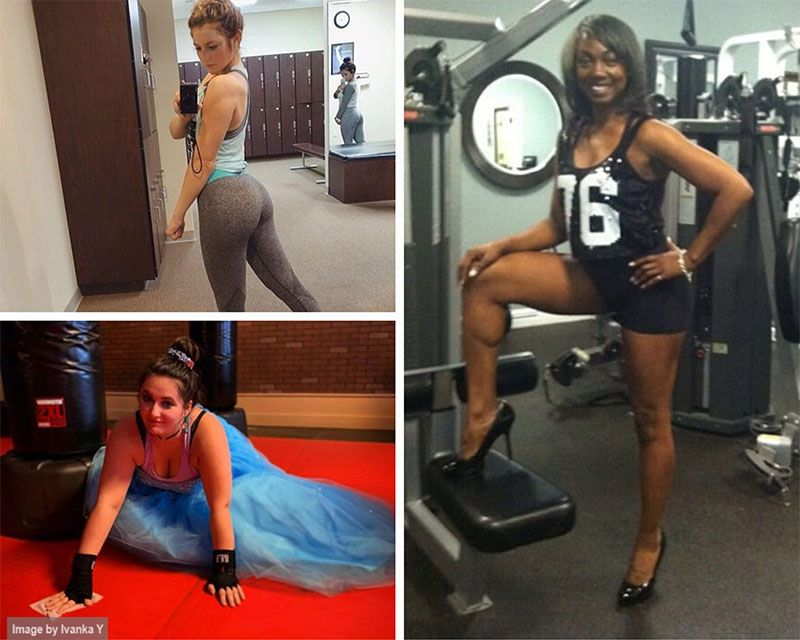 These Ridiculous Gym Moments Made Us Stare in Disbelief