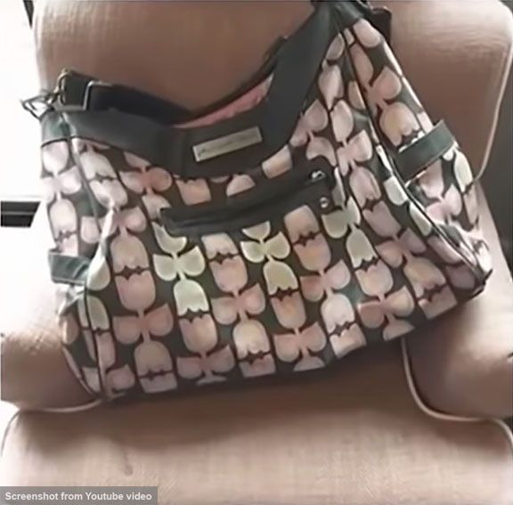 Woman Bought a Used Designer Bag at Goodwill, Inside She Found an Item That Turned Her Whole World Upside Down