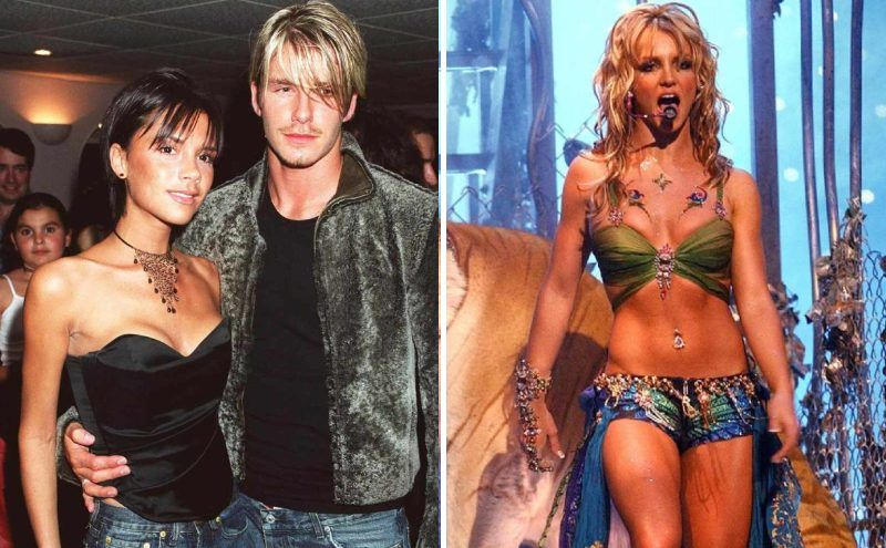 Rare Celebrity Photos from the Crazy 2000s We Thought We'd Never See Again